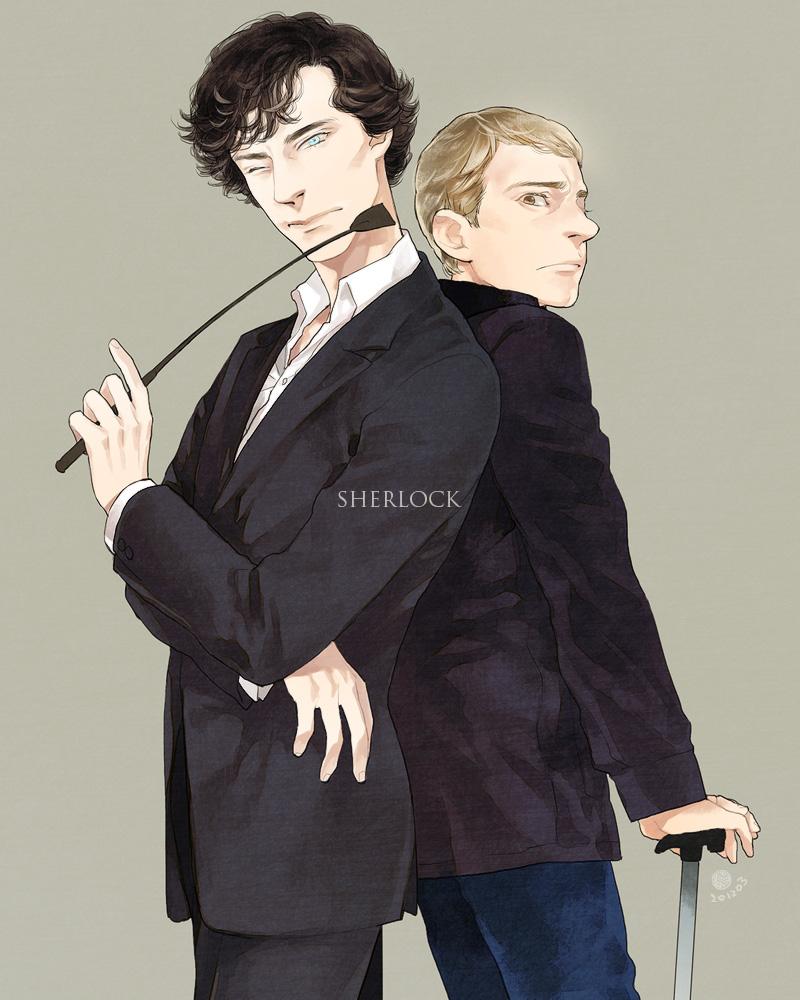 Sherlock BBC, Fanart | page 4 - Zerochan Anime Image Board