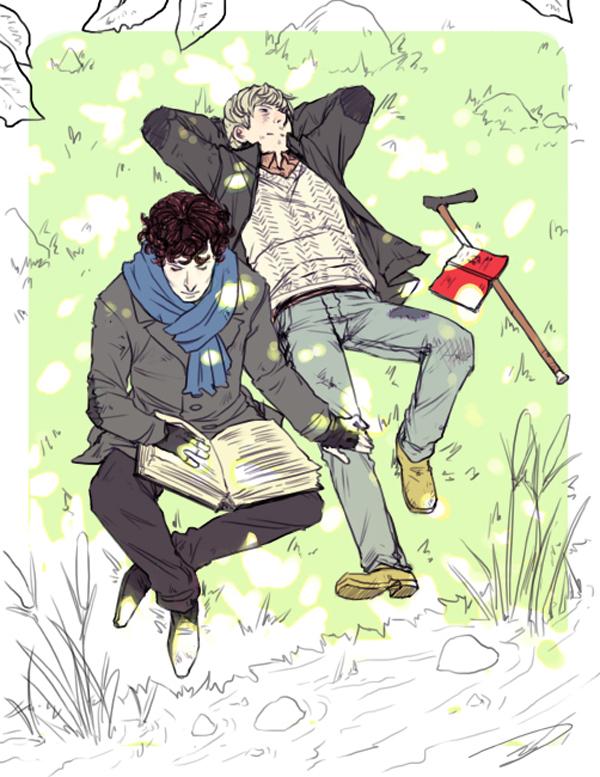 Tags: Anime, Sherlock Holmes, Sherlock BBC, Sherlock Holmes (Character), Dr. John Watson