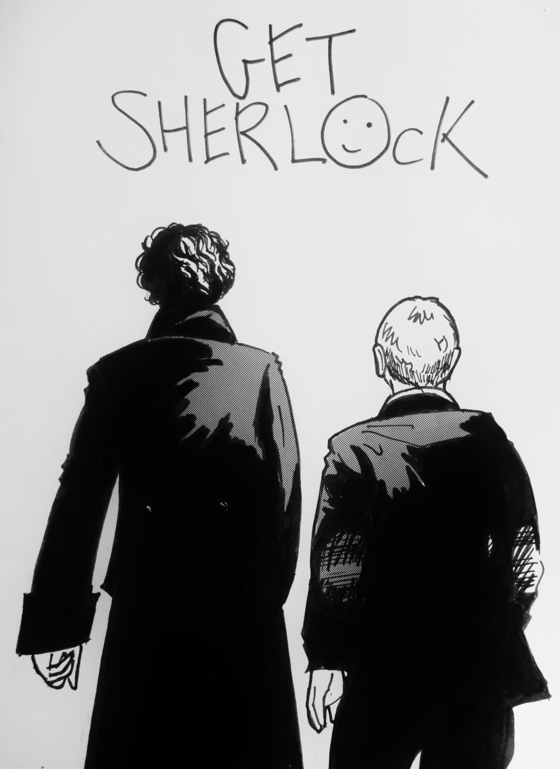 Sherlock BBC ...