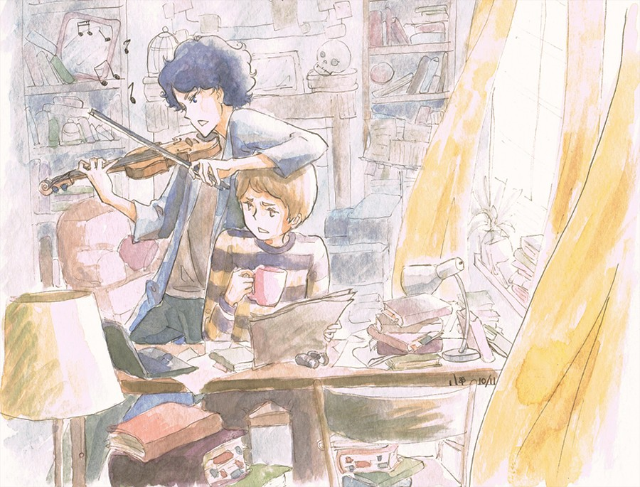 Sherlock Bbc Image 905506 Zerochan Anime Image Board