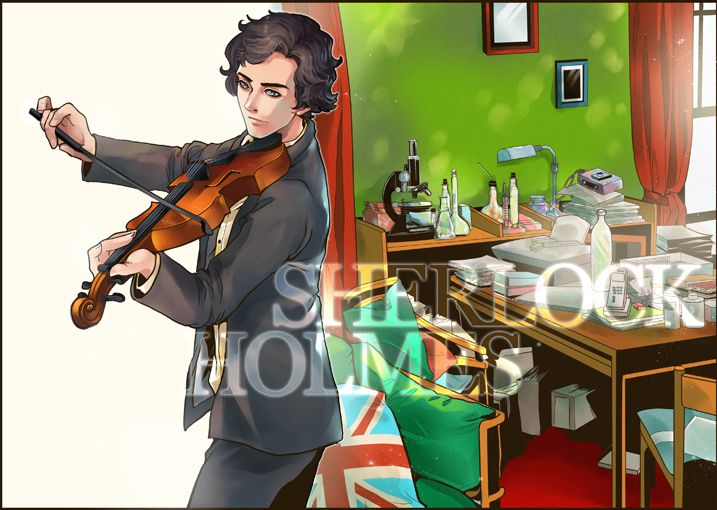 Sherlock Holmes character - Essay Example