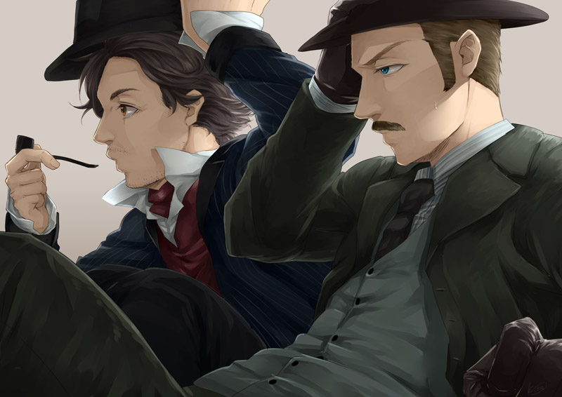 Sherlock Holmes Image ...