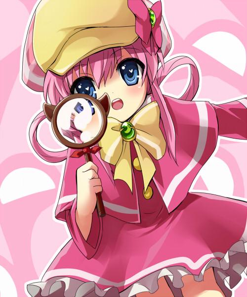 Tags: Anime, Kazuki Sanbi, Tantei Opera Milky Holmes, Sherlock Shellingford