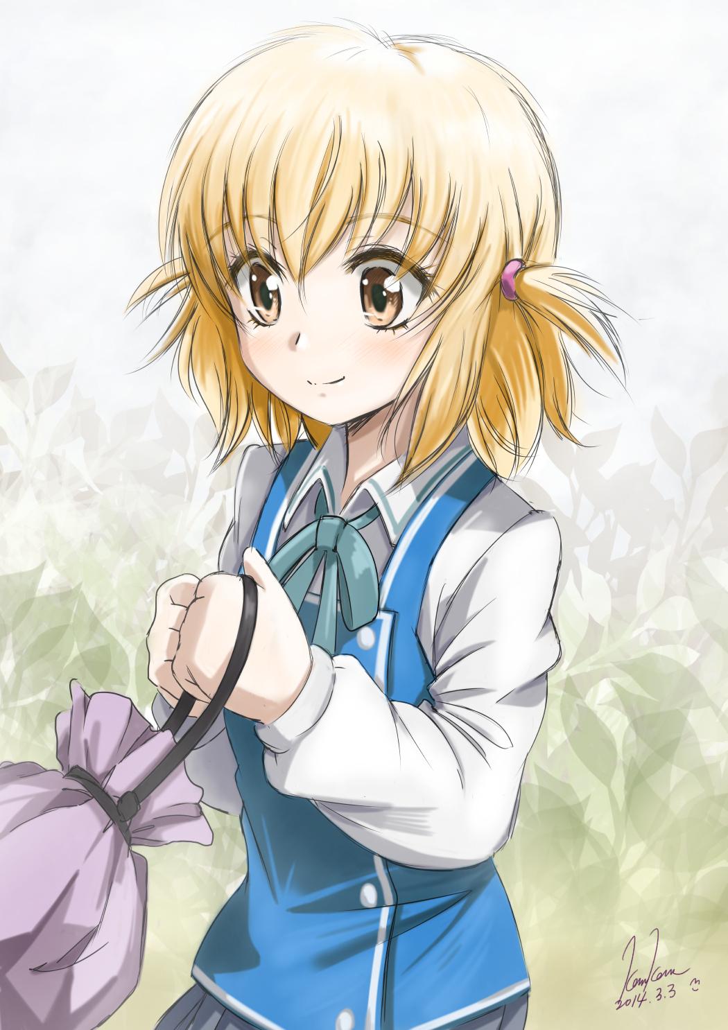 D Frag Anime Characters Database : D frag zerochan anime image board
