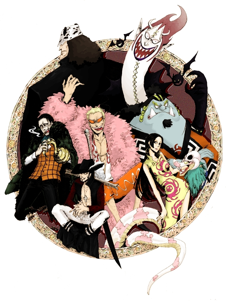 Bartholomew Kuma - ONE PIECE - Zerochan Anime Image Board