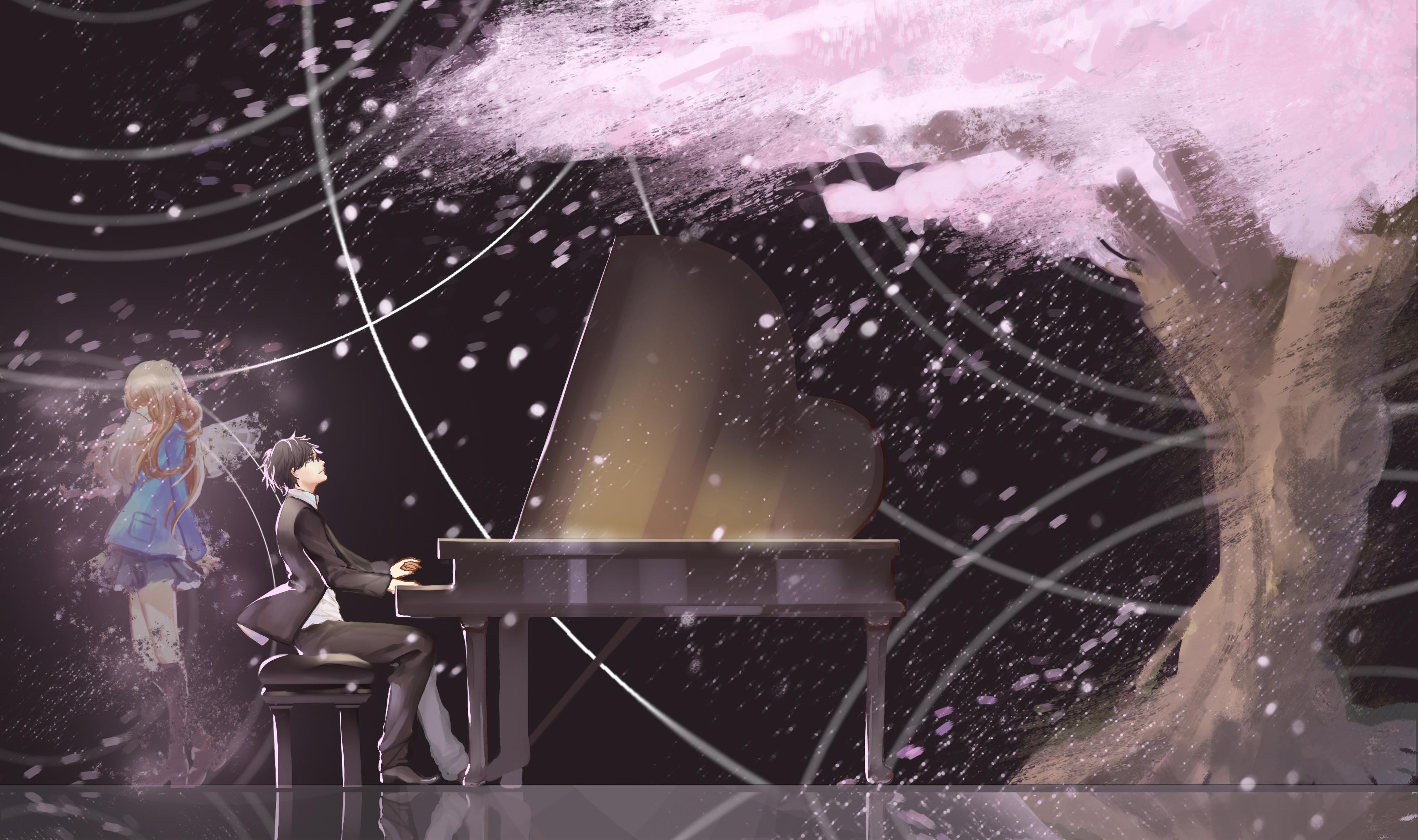 Shigatsu Wa Kimi No Uso Your Lie In April Zerochan Anime Image Board