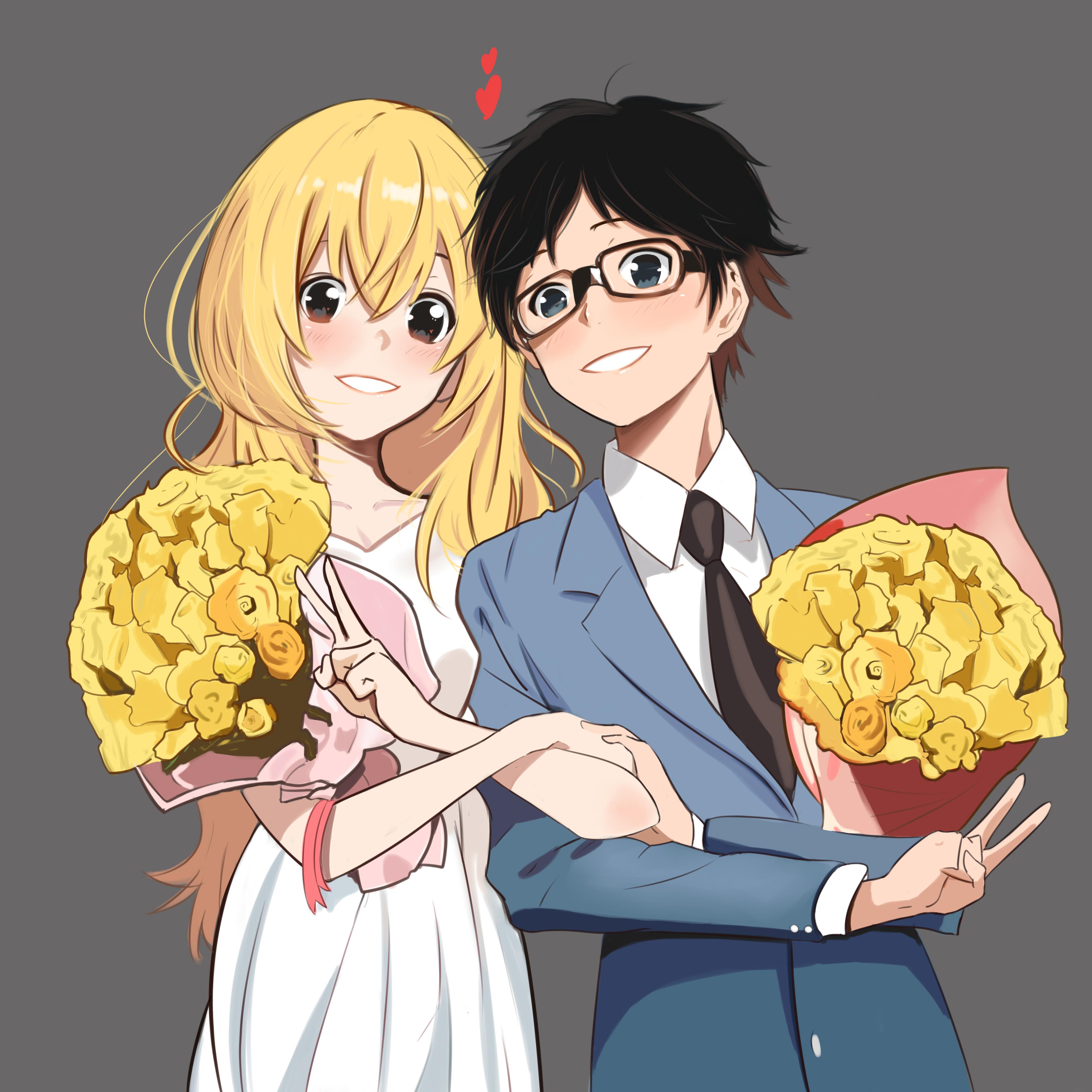 Tags Anime Pixiv Id 7317015 Shigatsu Wa Kimi No Uso Arima Kousei