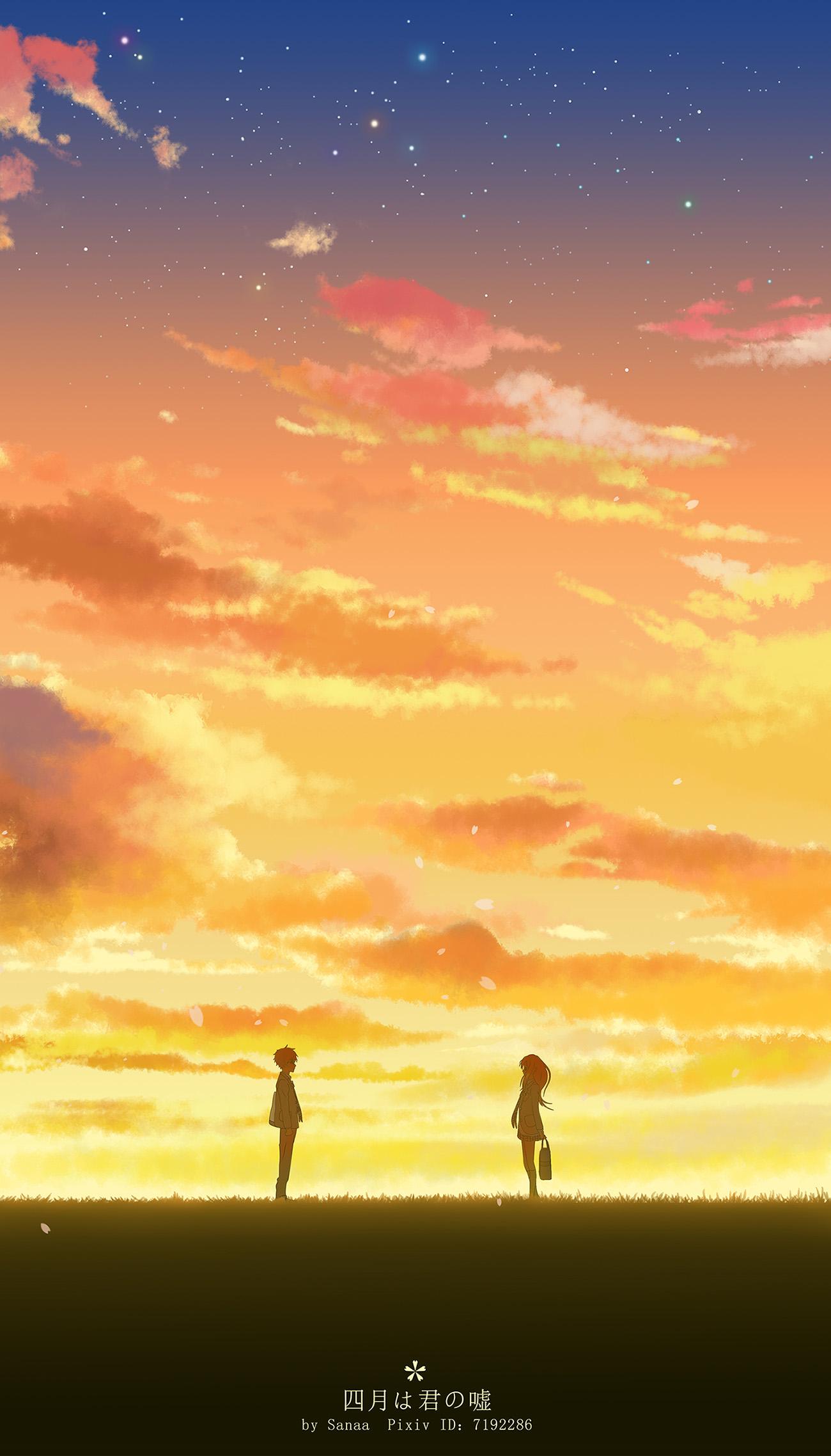 Shigatsu Wa Kimi No Uso Your Lie In April Image 2311363