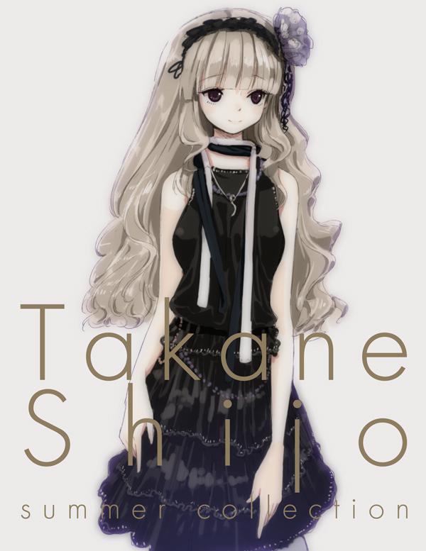 Tags: Anime, Tsukigami Runa, THE iDOLM@STER, Shijou Takane