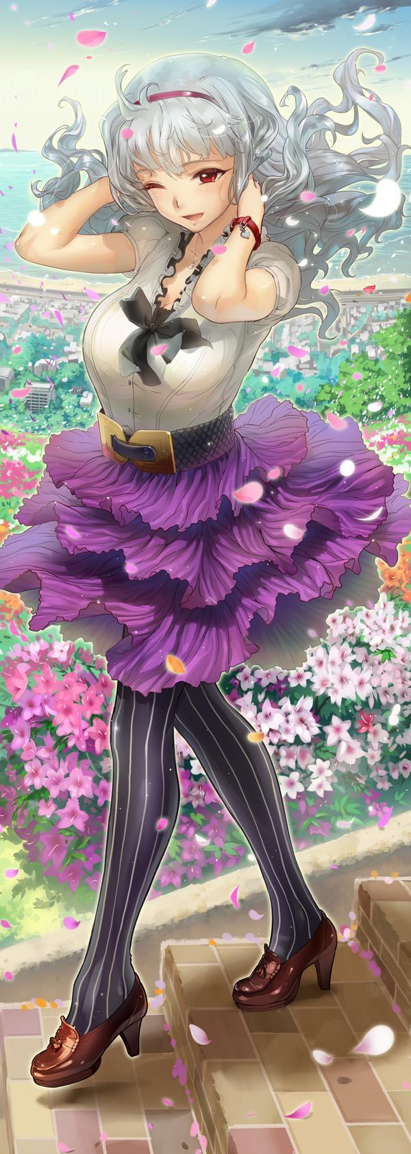 Tags: Anime, Andou Chikanori, THE iDOLM@STER, Shijou Takane