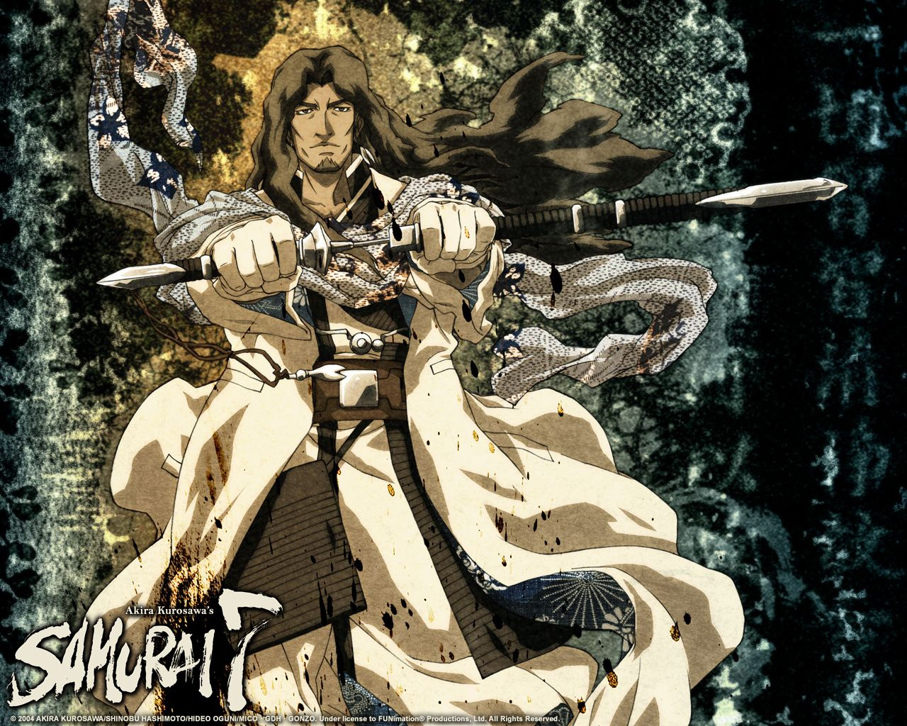Samurai 7 Anime Characters : Shimada kanbe samurai image  zerochan anime