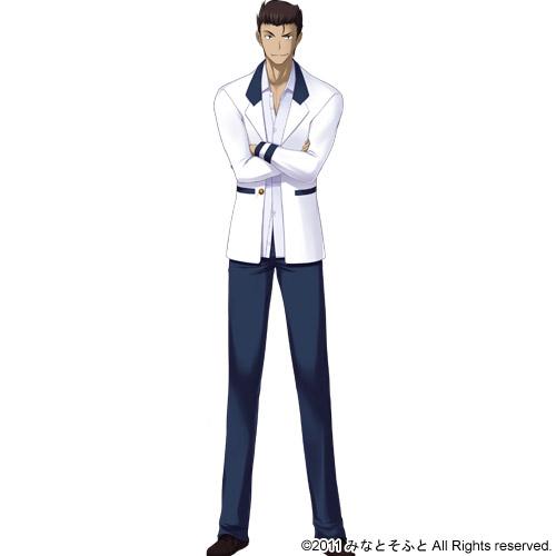 Tags: Anime, Kawagishi Keitarou, Minato Soft, Maji de Watashi ni Koi Shinasai!, Shimazu Gakuto, Official Art