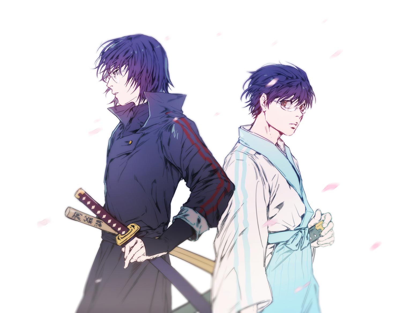 Shimura Shinpachi Gintama Zerochan Anime Image Board