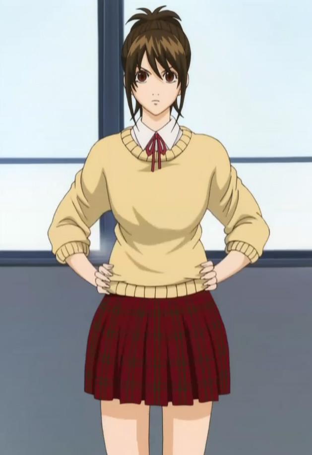 Tags: Anime, Gintama, Shimura Tae, Screenshot