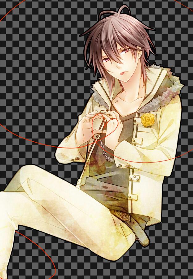 Tags: Anime, Yamika, AMNESIA, Shin (AMNESIA), Fanart, Fanart From Pixiv, Mobile Wallpaper, Pixiv