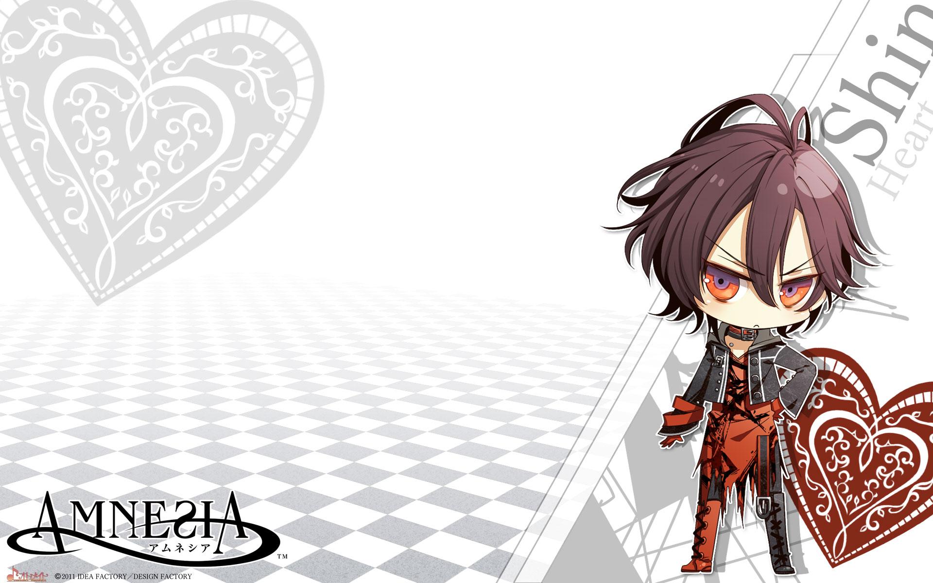 Tags Anime Hanamura Mai IDEA FACTORY AMNESIA Shin