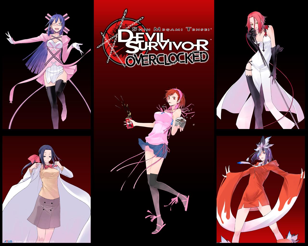 Shin Megami Tensei: Devil Survivor (Shin Megami Tensei