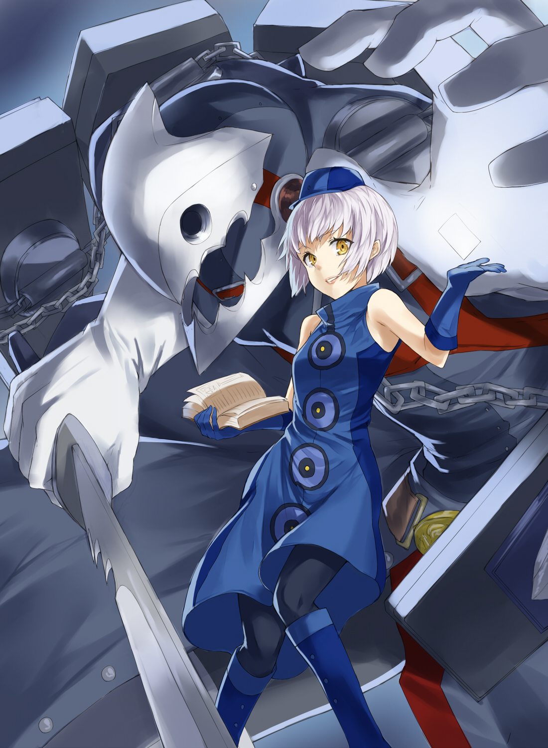Thanatos Persona Page 4 Zerochan Anime Image Board