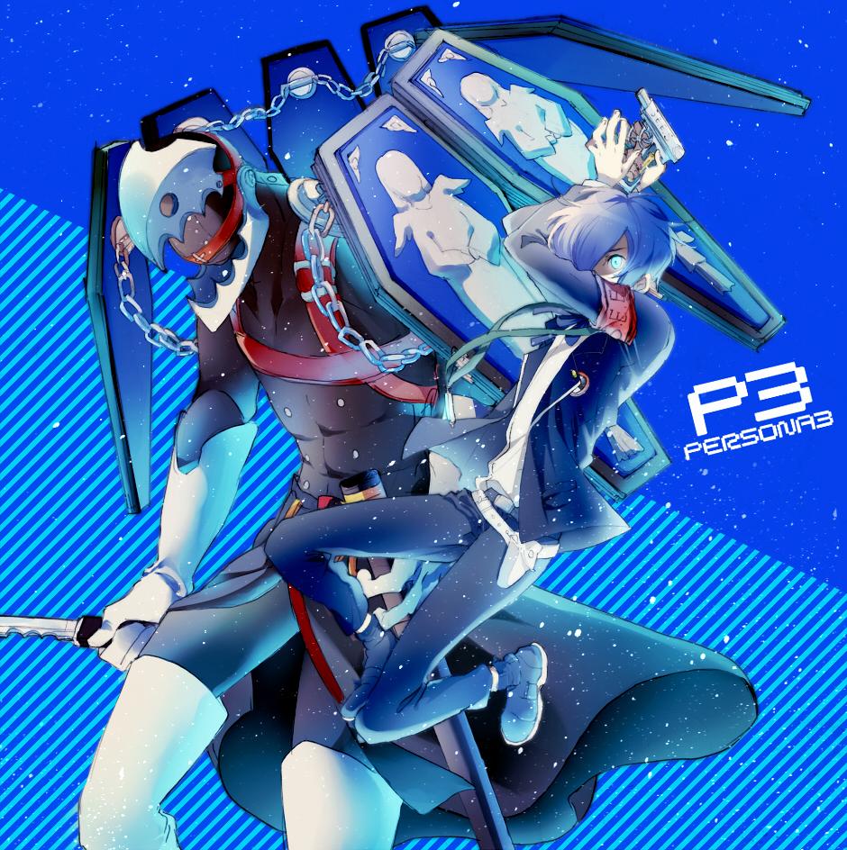 Shin Megami Tensei Persona 3 Image 1552911 Zerochan