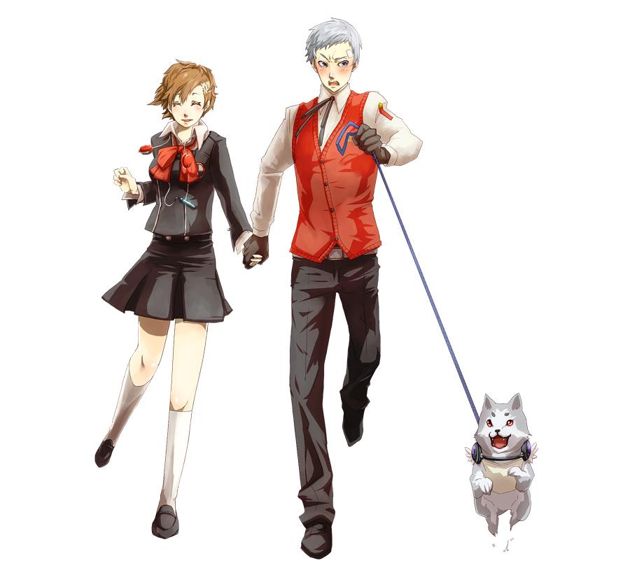 Persona 3 Wiki Akihiko Persona 3 Akihiko And Minako