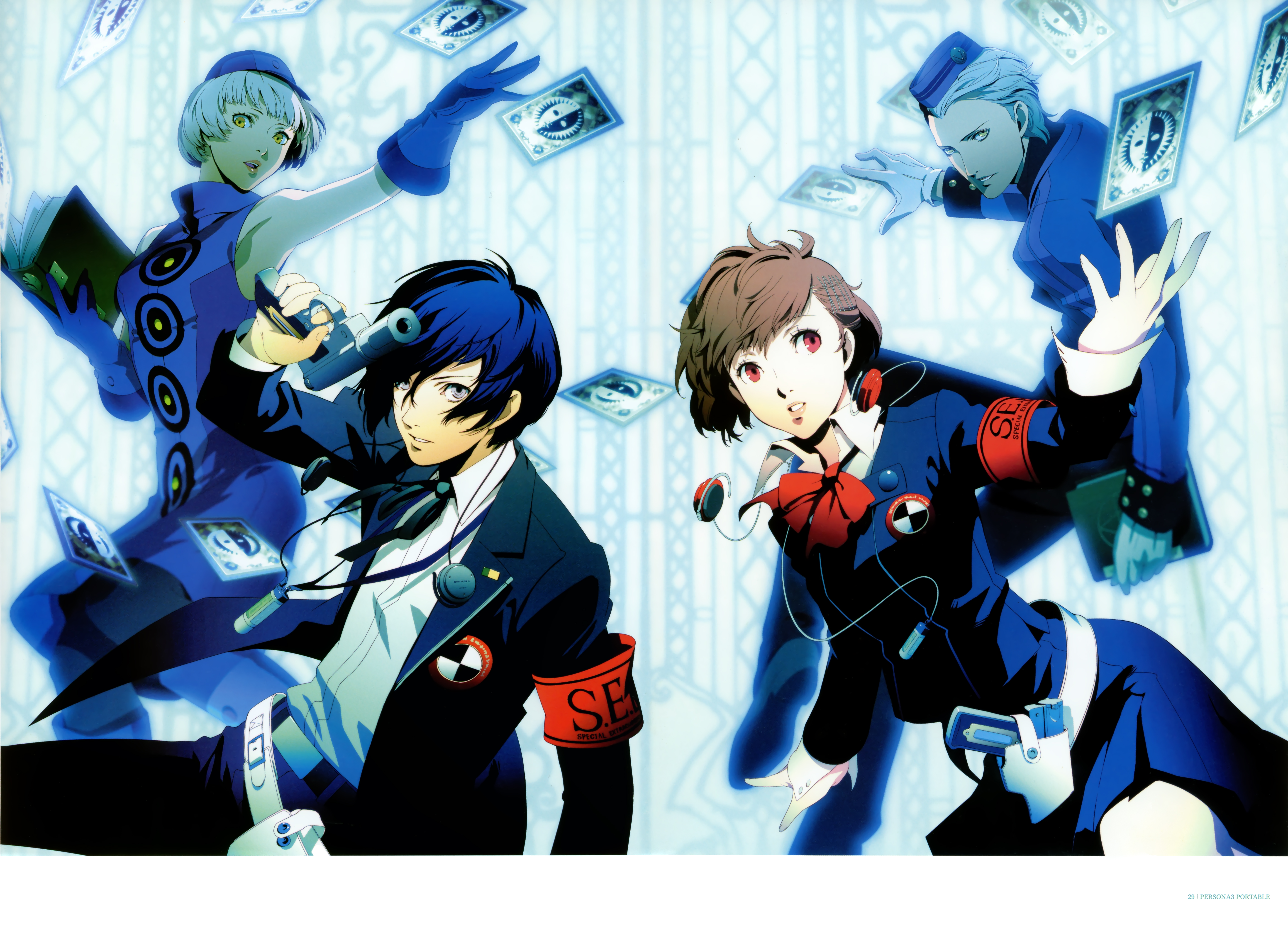persona 3 female dating Preview: persona 3 portable: outside of dating the three clubs you can join as a female are tennis, volleyball, and archery.
