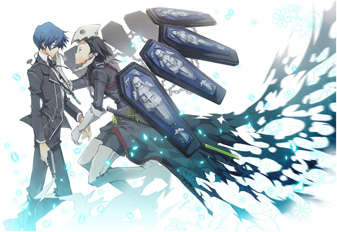 Shin Megami Tensei Persona 3 Image 372485 Zerochan Anime