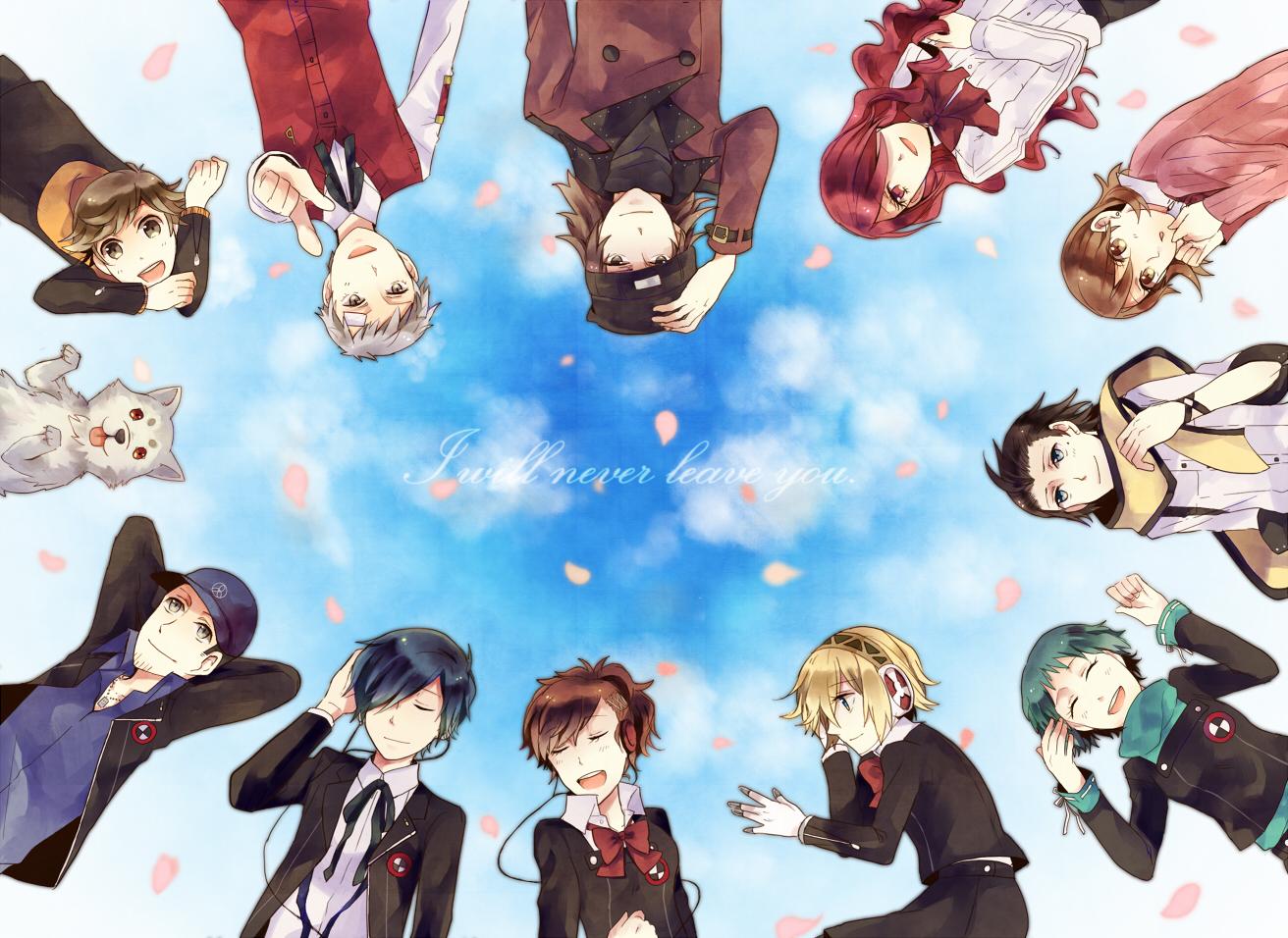Shin Megami Tensei: PERSONA 3, Android - Zerochan Anime Image Board