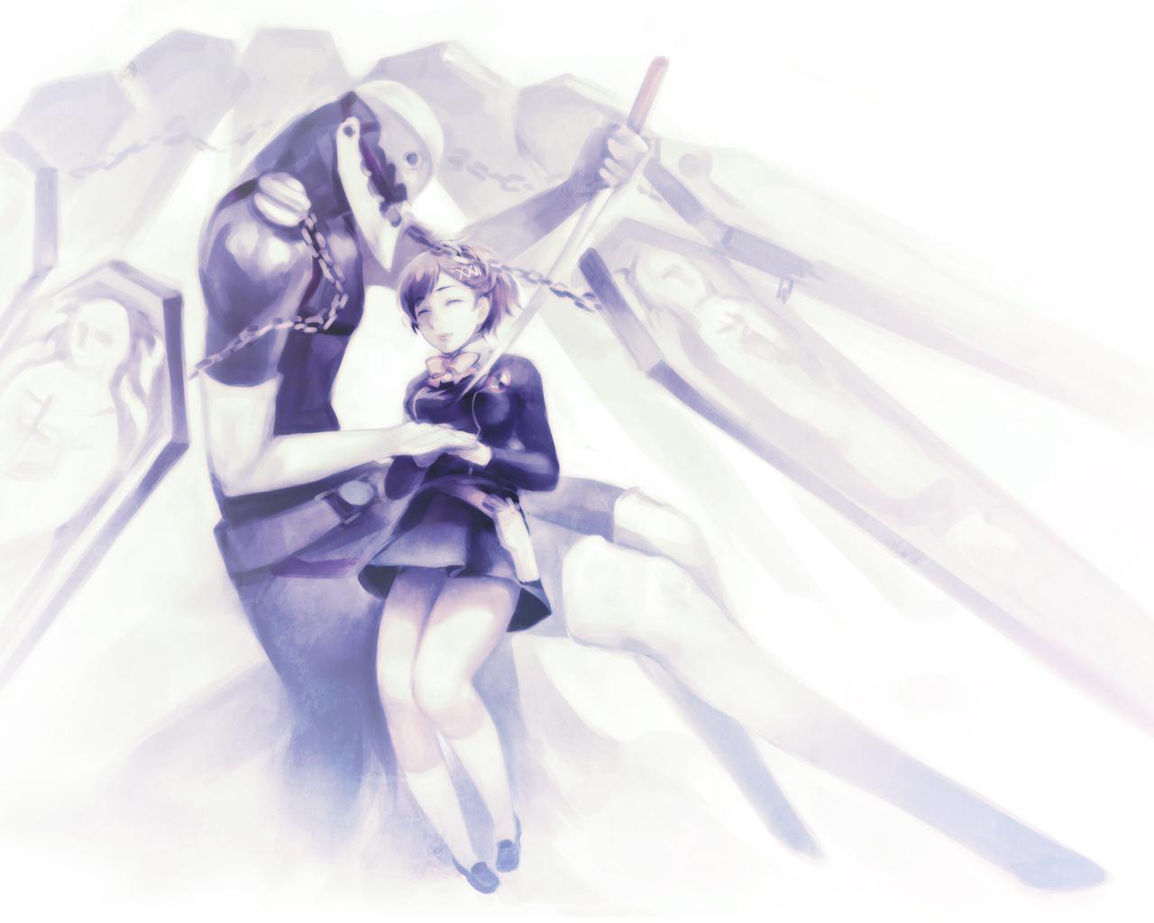 Shin Megami Tensei: PERSONA 3 Wallpaper #515447
