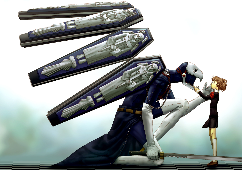 Shin Megami Tensei Persona 3 Image 516446 Zerochan Anime