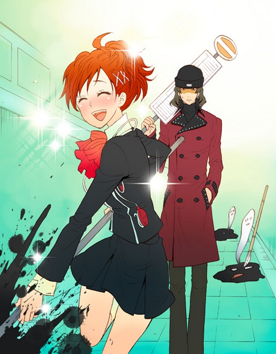 Shin Megami Tensei: PERSONA 3 Image #970052 - Zerochan Anime
