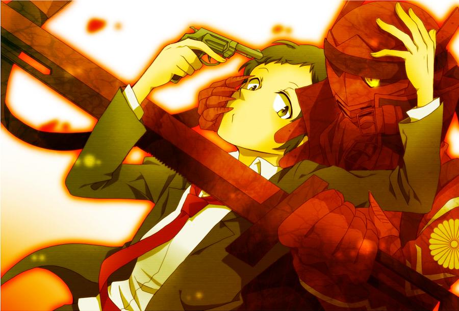 Persona 4 Izanagi Magatsu Shin Megami Tensei: PE...