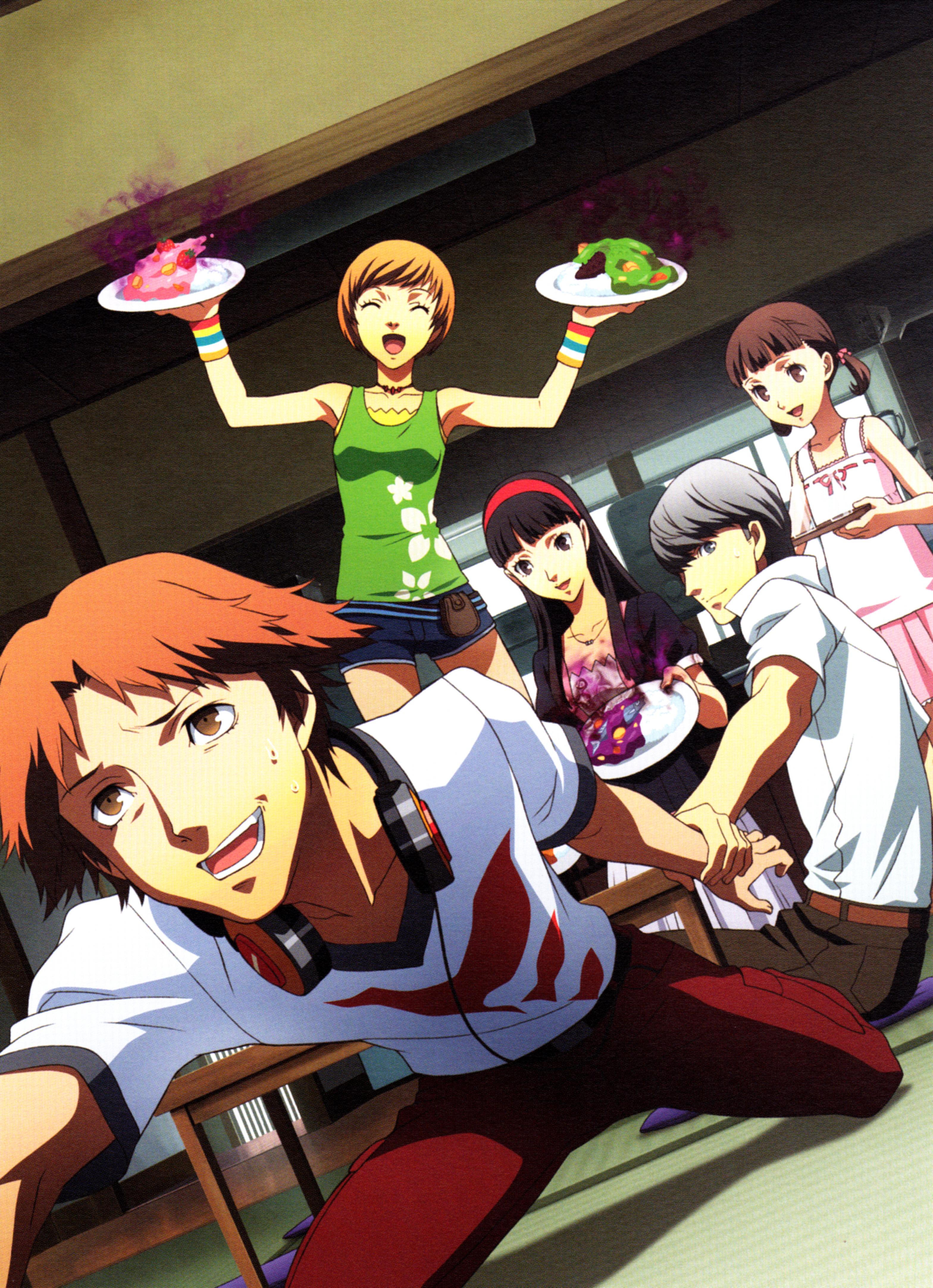 Shin Megami Tensei: PERSONA 4 Mobile Wallpaper #1306126