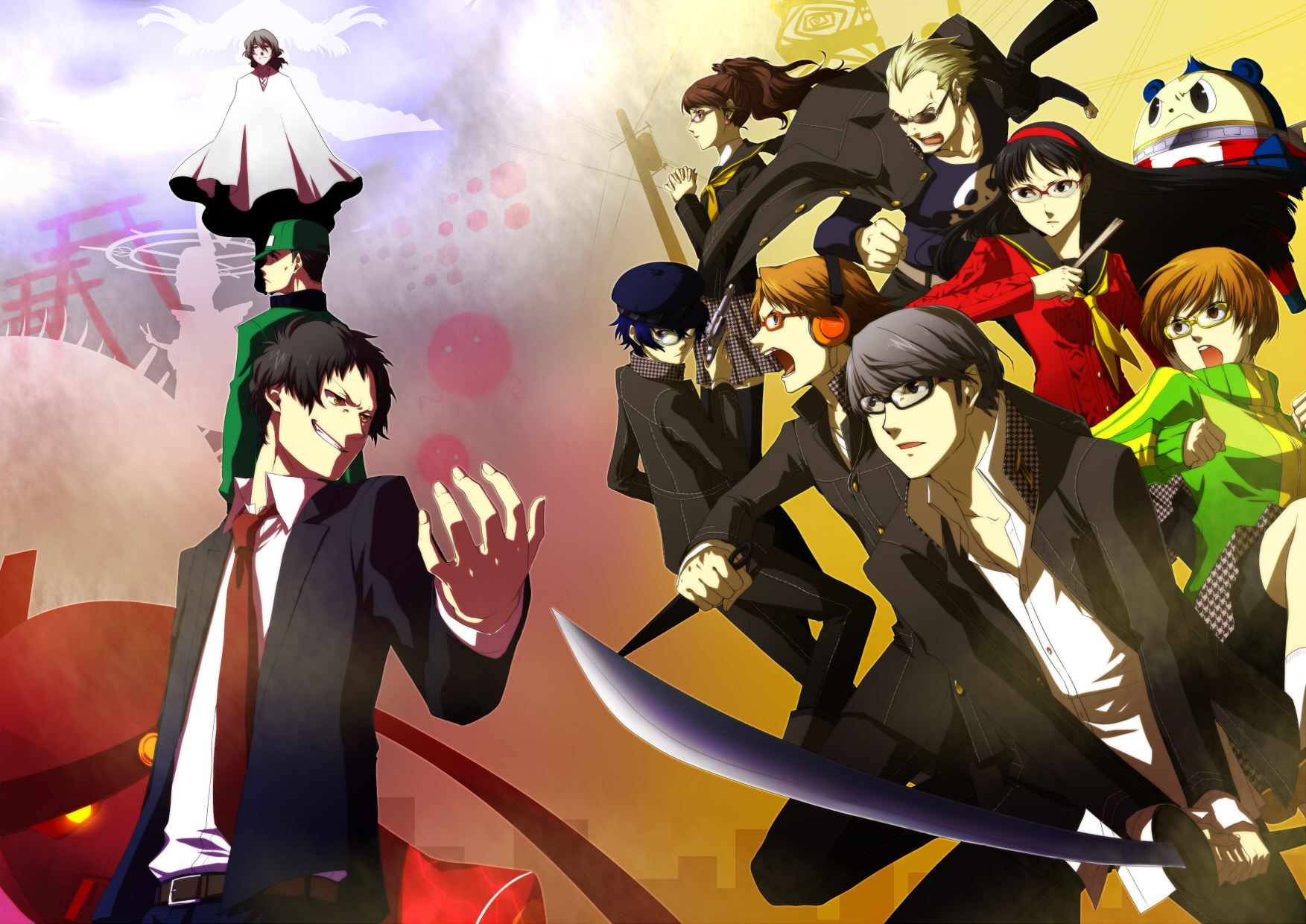 persona Persona, also known as shin megami tensei: persona, is a video game franchise developed and primarily published by atlus focusing around a series of role-playing video games.