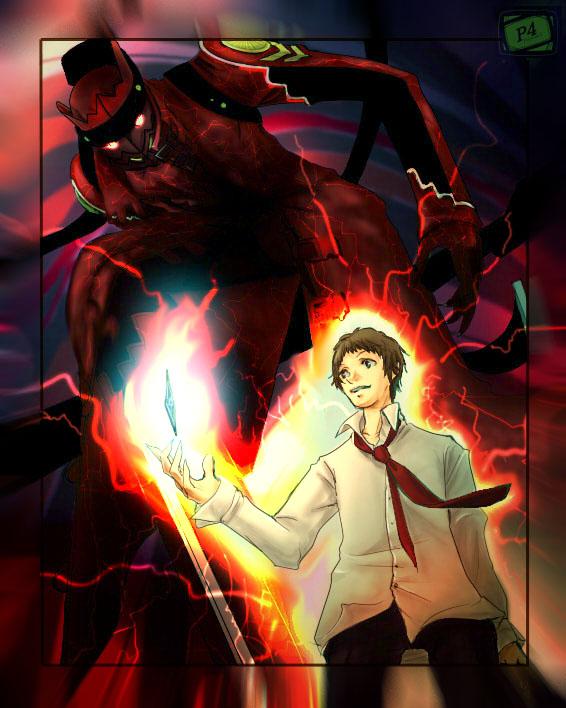 Persona Magatsu Izanagi