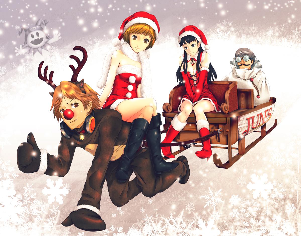 Shin Megami Tensei: PERSONA 4 Image #914344 - Zerochan Anime Image ...