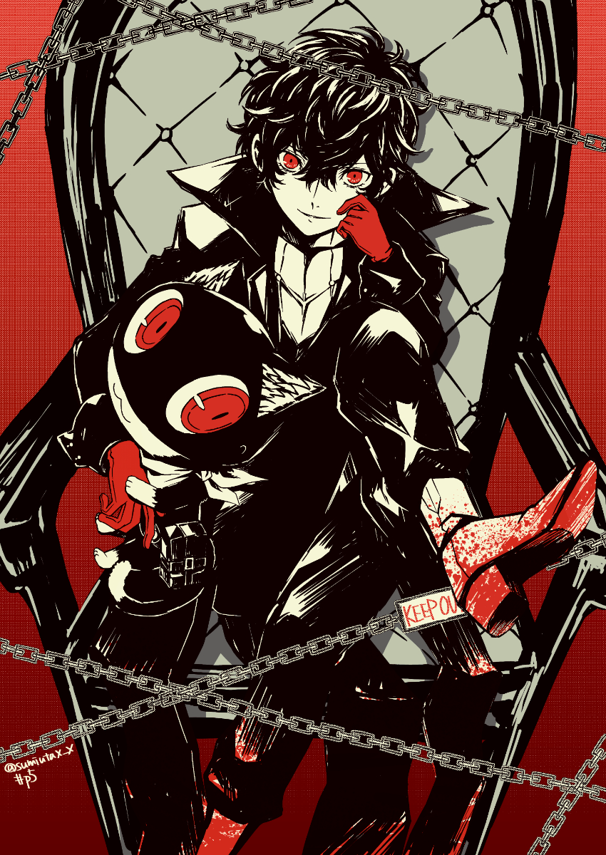 Shin Megami Tensei Persona 5 Mobile Wallpaper Page 2
