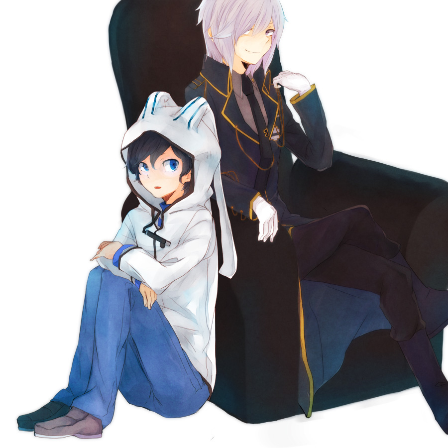 Anime Sitting On Chair Tags Anime  Pixiv Id 1410540