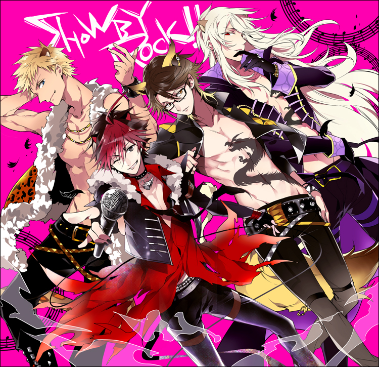 SHOW BY ROCK!!の画像 p1_8