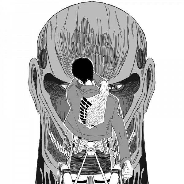 Shingeki no Kyojin/#1514668 - Zerochan