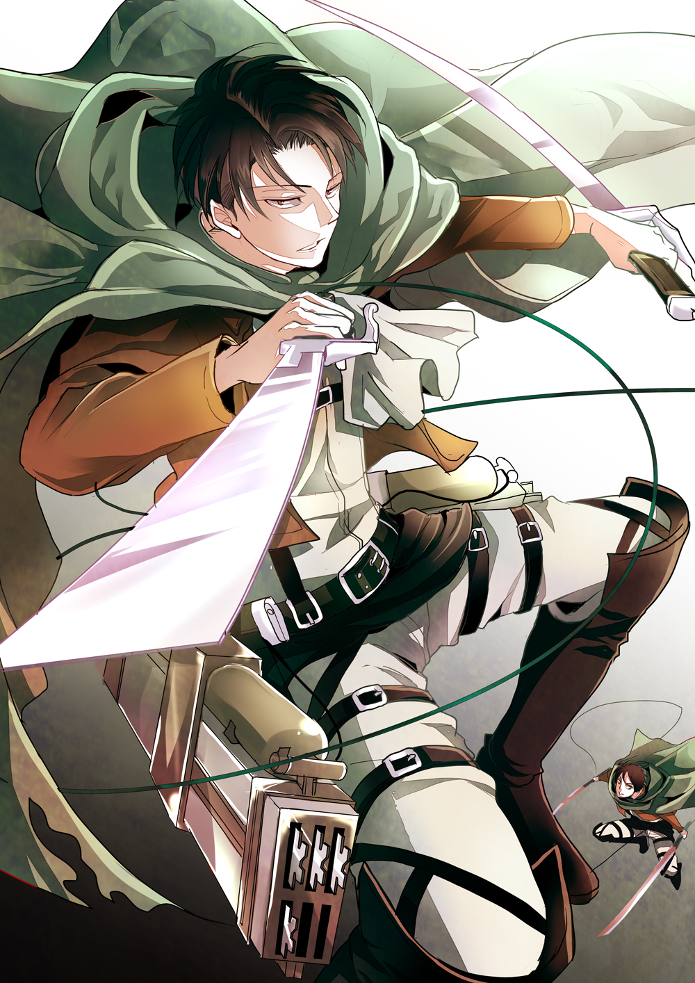 Shingeki No Kyojin Levi