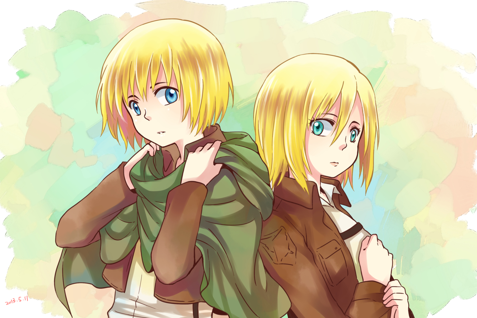 christa armin annie - photo #22