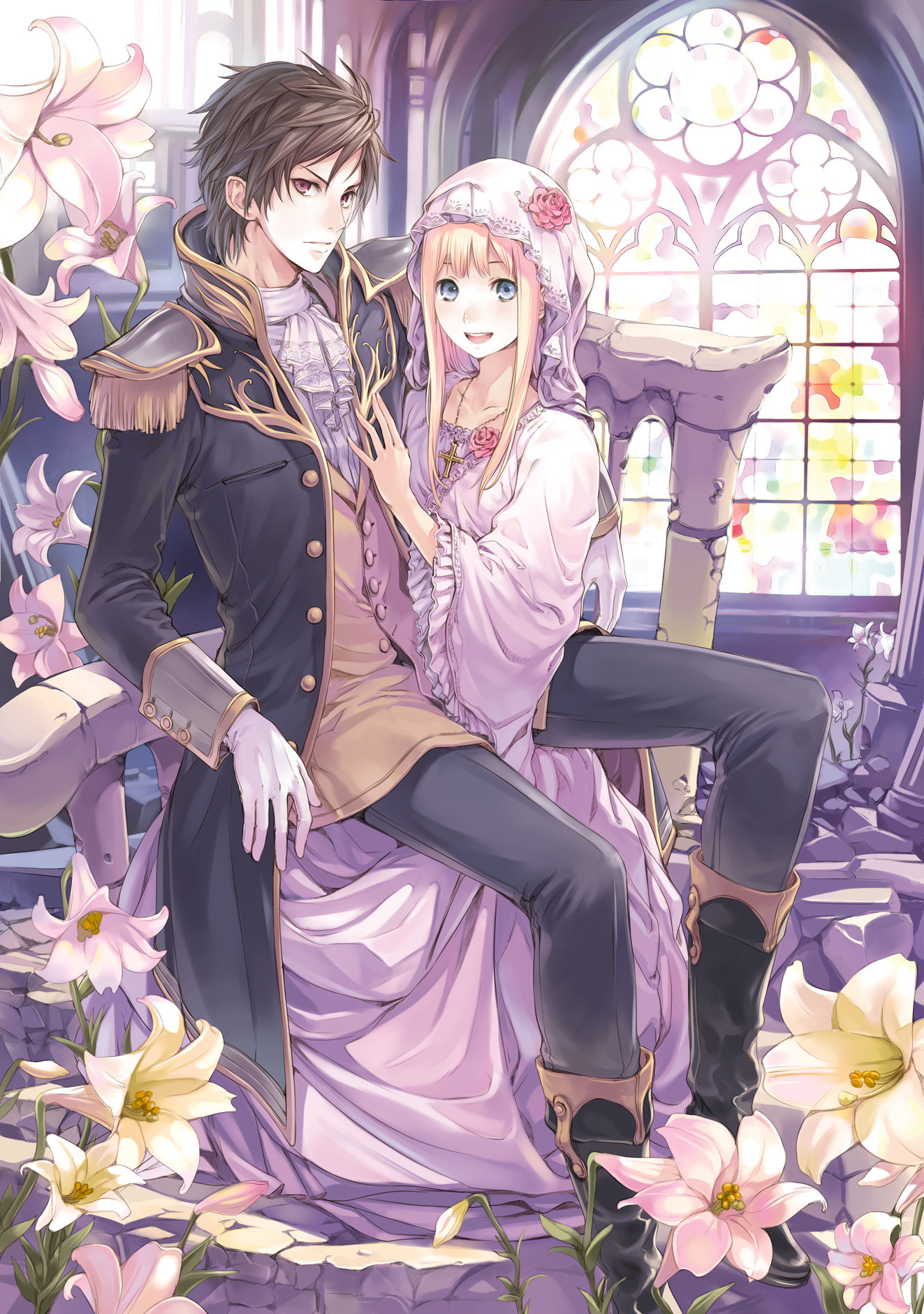 Shinigami hime no saikon the princess of death 39 s second - Manga princesse ...