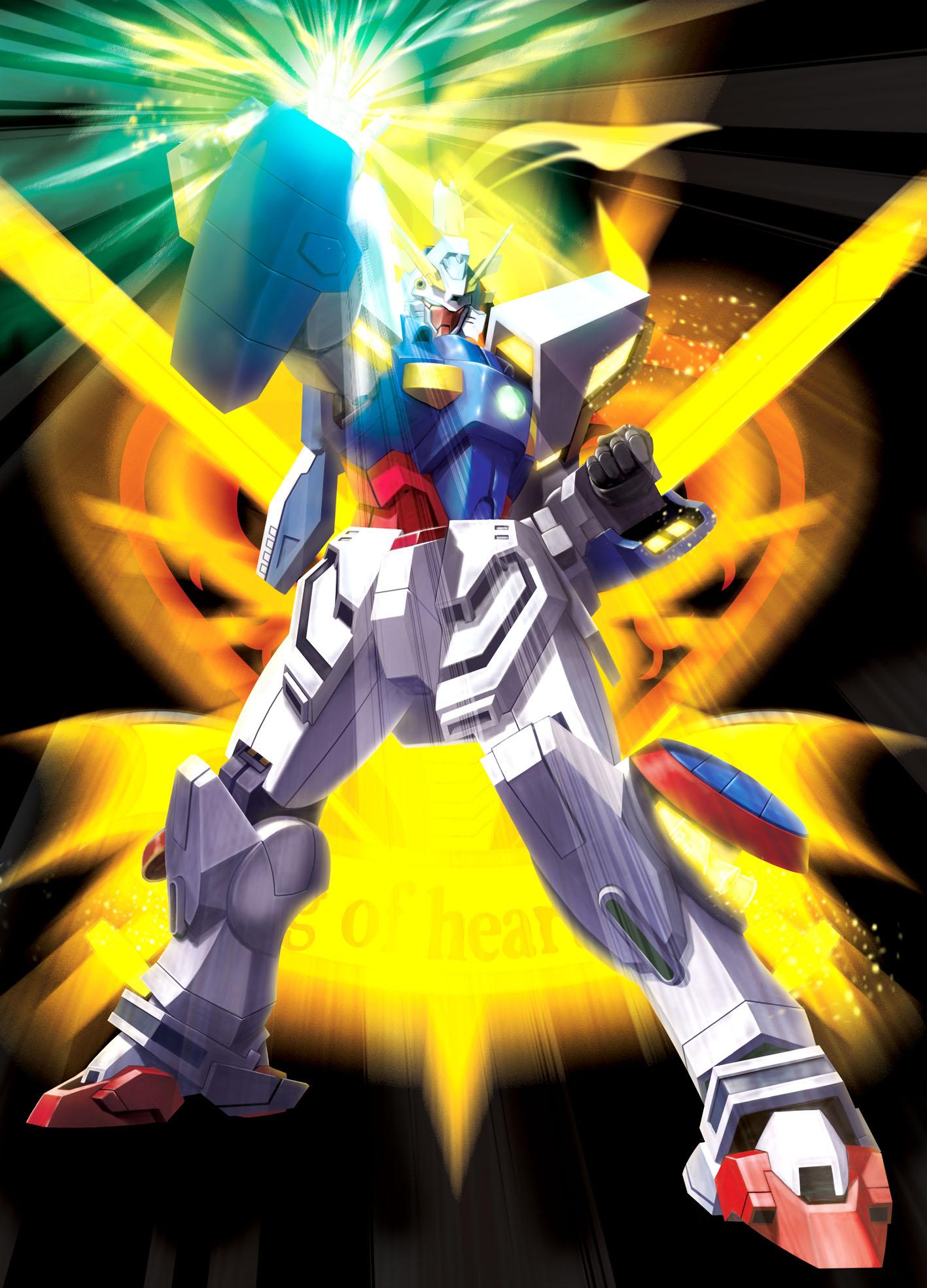 1 Fav Shining Gundam  G Gundam Shining Gundam