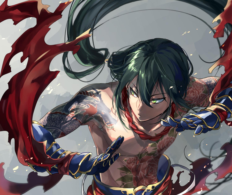 Shinjuku Assassin Fate Grand Order Zerochan Anime