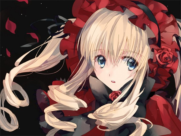 Tags: Anime, Pixiv Id 3622957, Rozen Maiden, Shinku, 1024x768 Wallpaper