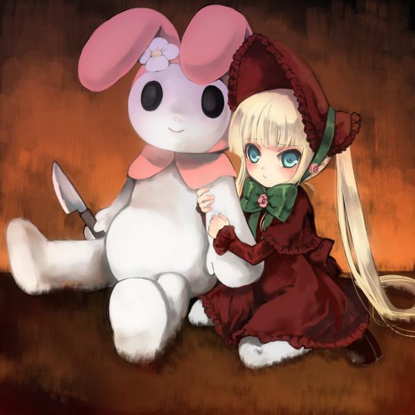 Tags: Anime, Rozen Maiden, Shinku