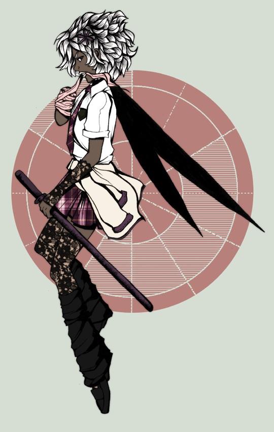 No more heroes shinobu