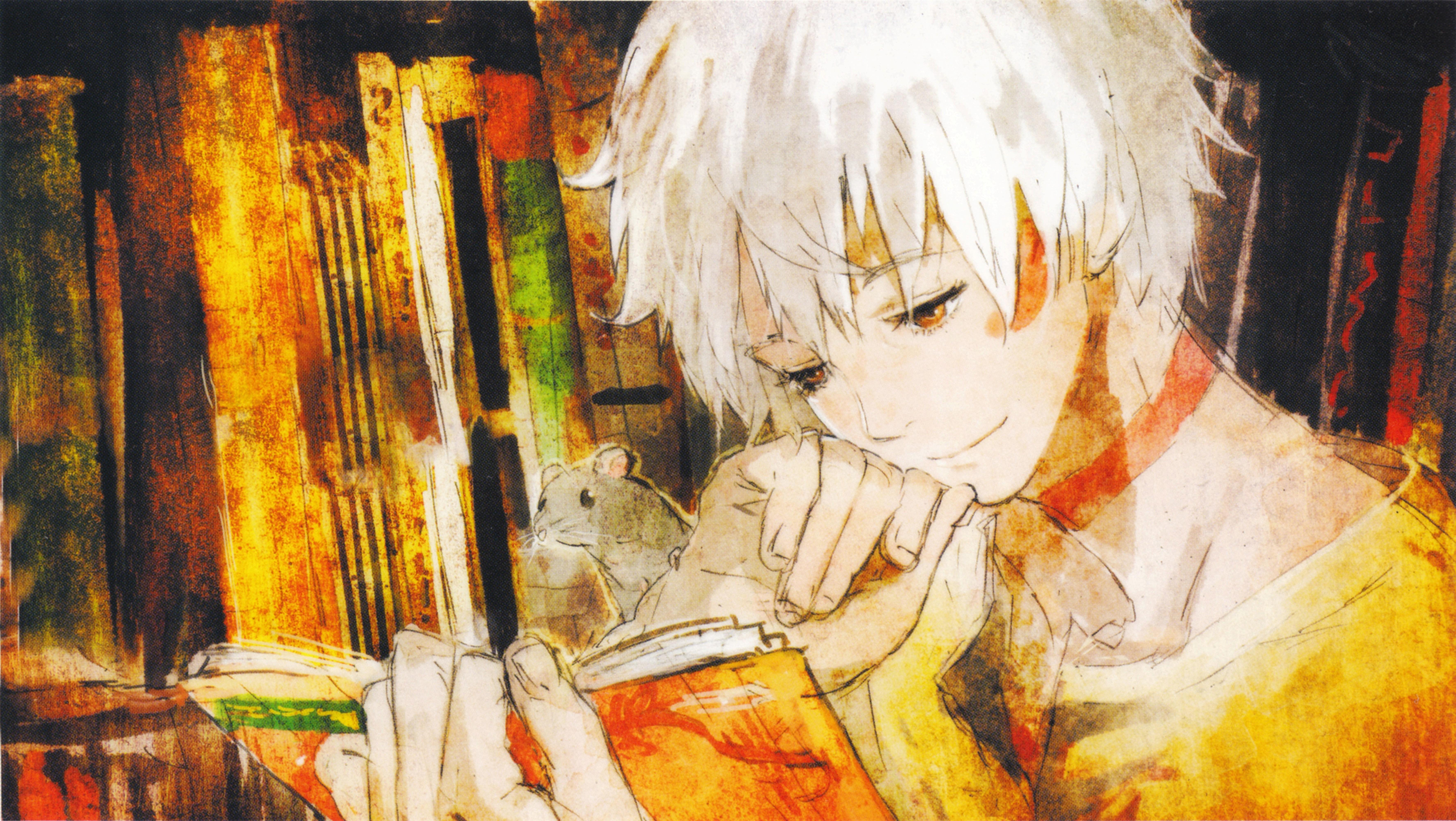 No6 Wallpaper Zerochan Anime Image Board