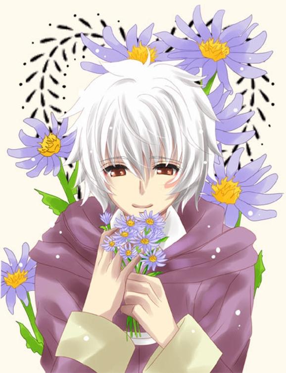 Tags: Anime, No.6, Shion (No.6)