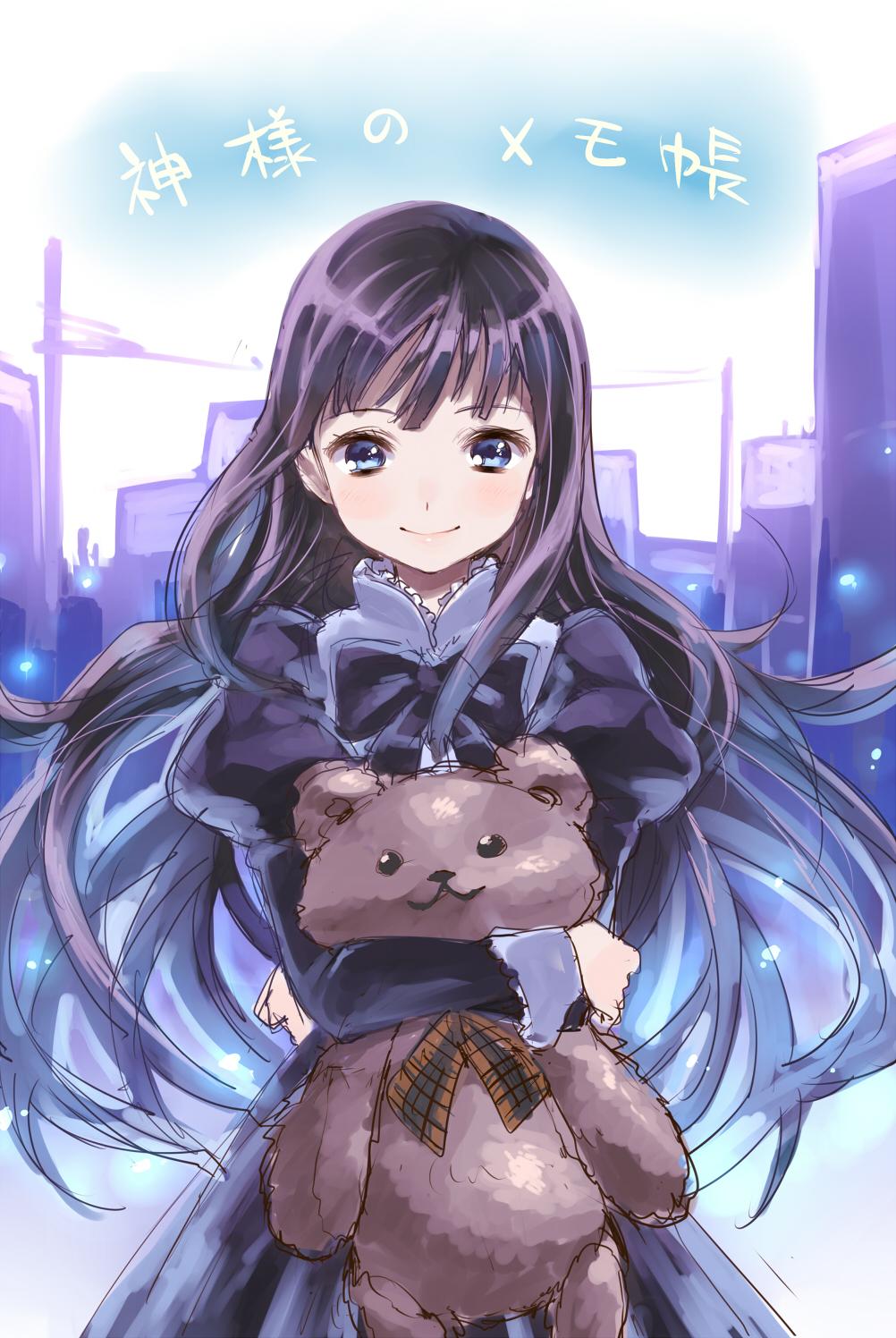 shionji yuuko kamisama no memochou zerochan anime